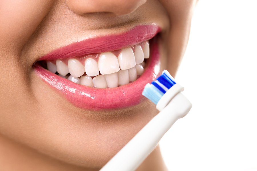 Perfekte Zahnreinigung mit Elektrozahnbürste